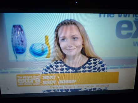 Cerrie Burnell on The Wright Stuff