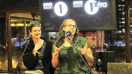 Body Gossip's Ruth and Natasha on Radio1
